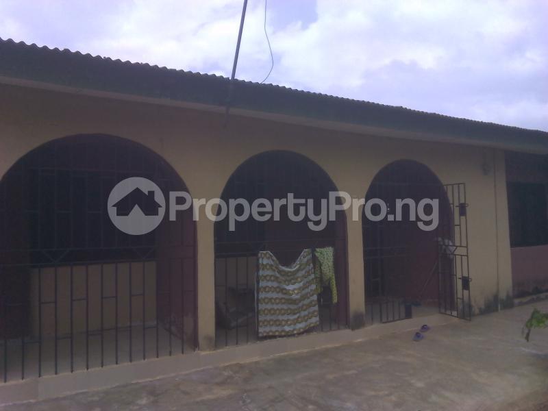 2 bedroom Semi Detached Bungalow House for rent Ipaja ayobo lagos Ipaja road Ipaja Lagos - 1