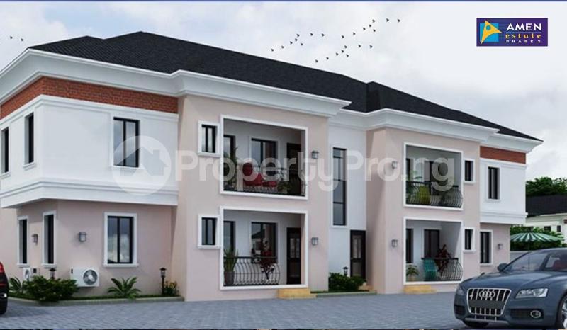 3 bedroom Flat / Apartment for sale Amen Estate Development, Eleko Beach Road, Off Lekki Epe Expressway, Ibeju Lekki, Lagos, Nigeria Eleko Ibeju-Lekki Lagos - 10
