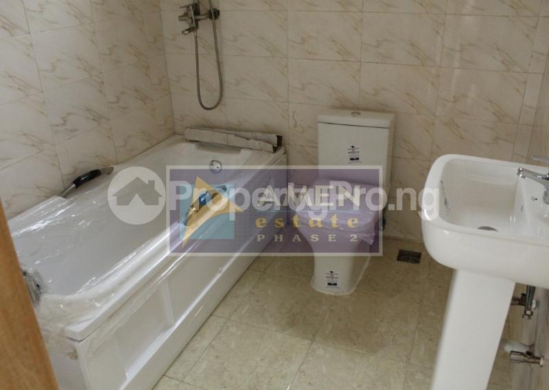 3 bedroom Flat / Apartment for sale Amen Estate Development, Eleko Beach Road, Off Lekki Epe Expressway, Ibeju Lekki, Lagos, Nigeria Eleko Ibeju-Lekki Lagos - 18