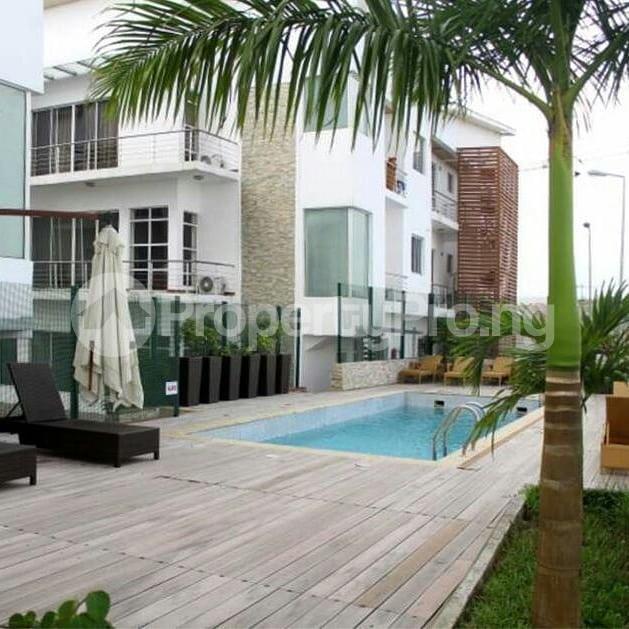 Flat / Apartment for rent Banana Island  Banana Island Ikoyi Lagos - 0