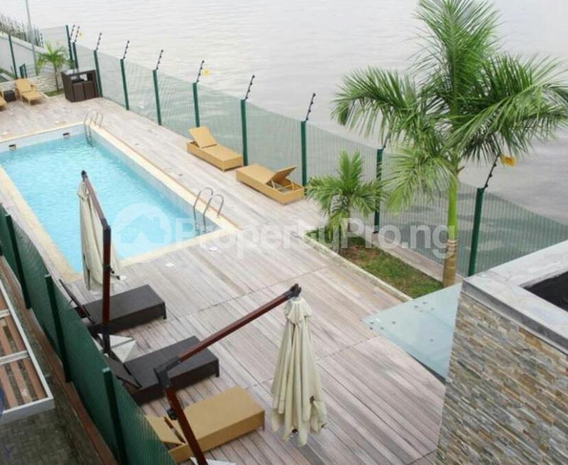 Flat / Apartment for rent Banana Island  Banana Island Ikoyi Lagos - 1