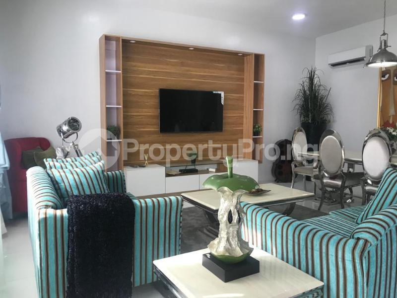 3 bedroom Terraced Duplex House for shortlet Osapa London, Lekki, Lagos  Osapa london Lekki Lagos - 2