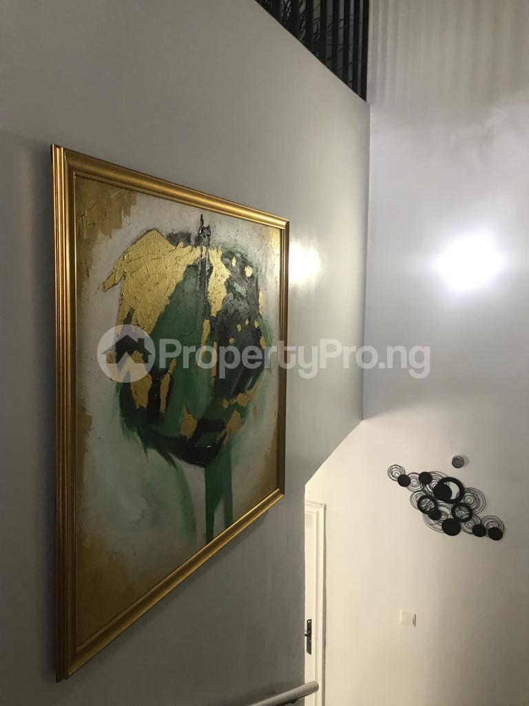 3 bedroom Terraced Duplex House for shortlet Osapa London, Lekki, Lagos  Osapa london Lekki Lagos - 4