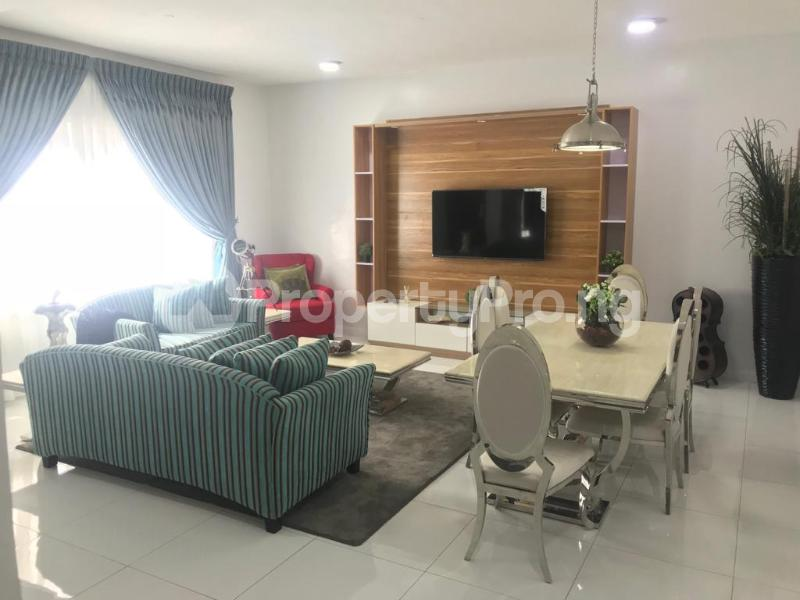 3 bedroom Terraced Duplex House for shortlet Osapa London, Lekki, Lagos  Osapa london Lekki Lagos - 0