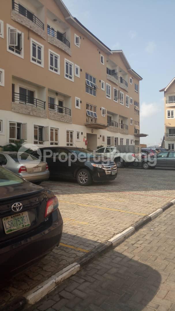 3 bedroom Massionette for sale Jacob Mews Estate, Alagomeji, Yaba. Alagomeji Yaba Lagos - 13