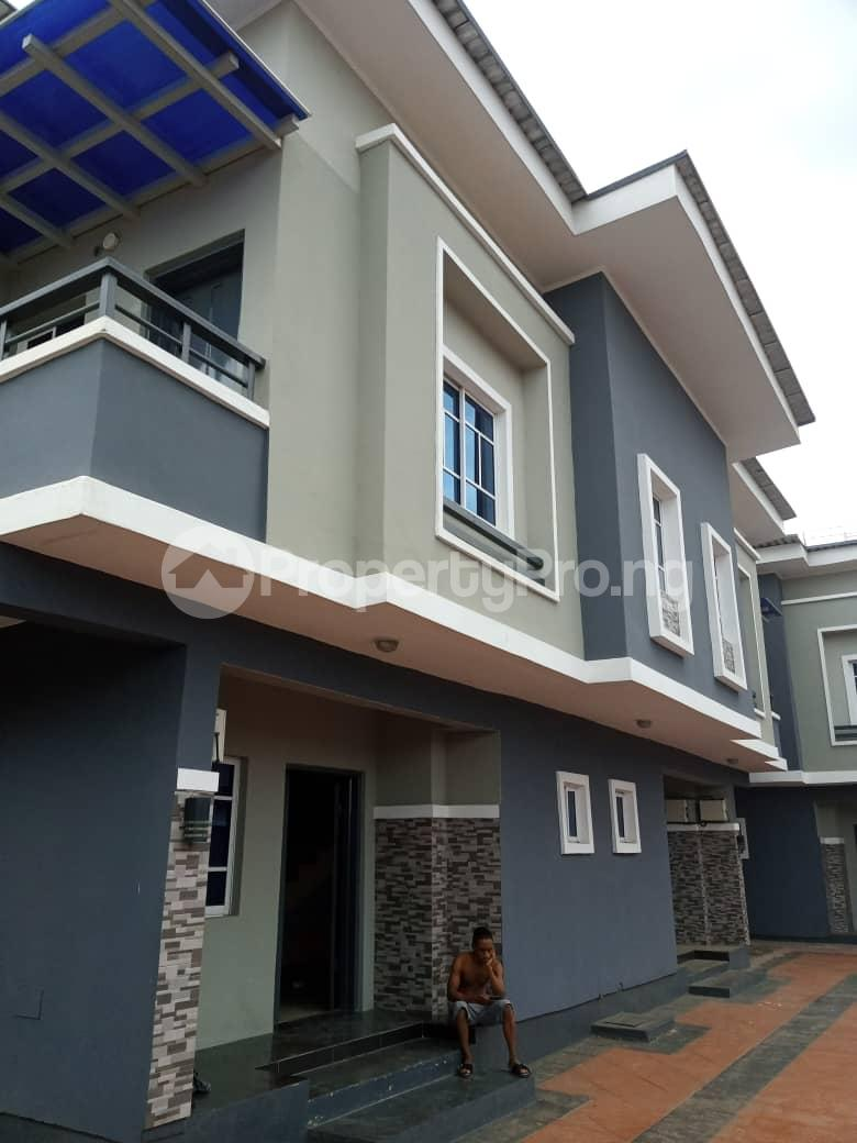 3 bedroom Terraced Duplex House for sale Ogba Lagos - 0