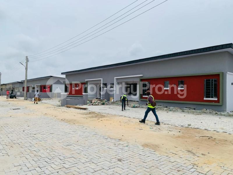 3 bedroom Semi Detached Bungalow for sale Peak Bungalows Awoyaya Ajah Lagos - 2