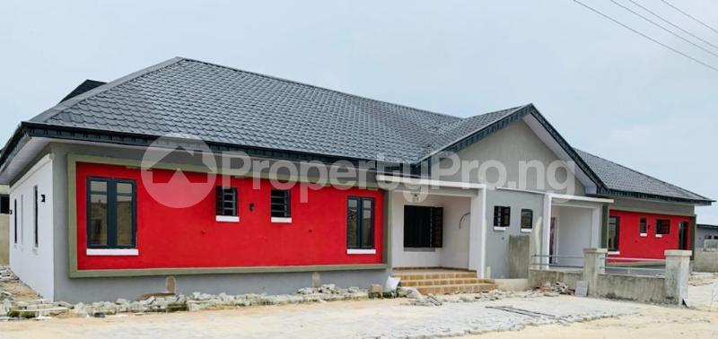 3 bedroom Semi Detached Bungalow for sale Peak Bungalows Awoyaya Ajah Lagos - 4