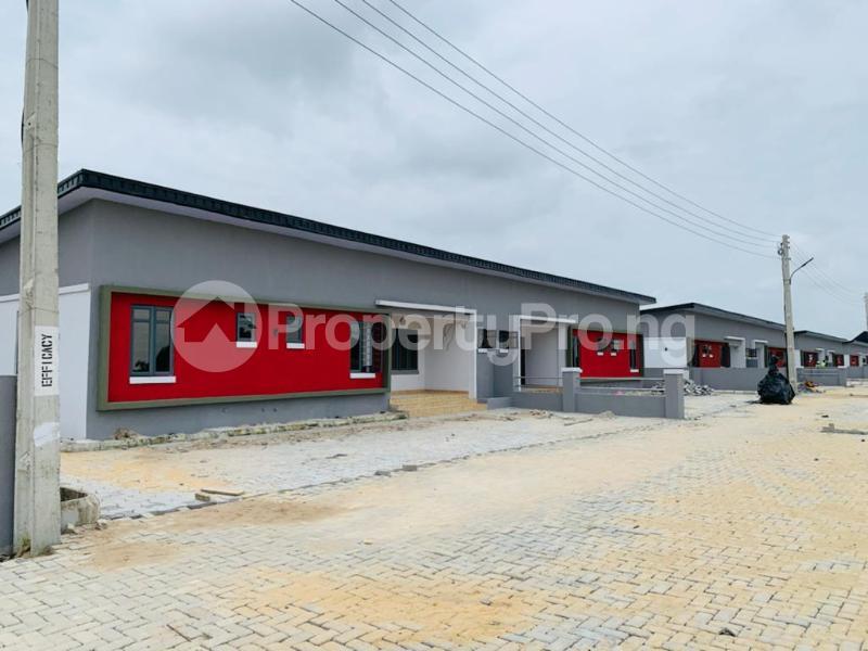 3 bedroom Semi Detached Bungalow for sale Peak Bungalows Awoyaya Ajah Lagos - 1