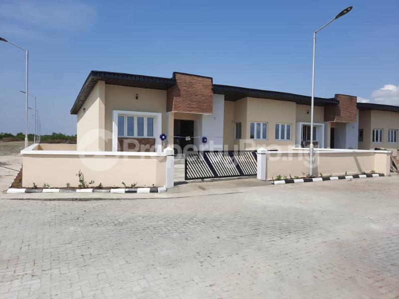 3 bedroom Semi Detached Bungalow House for sale - Bogije Sangotedo Lagos - 0