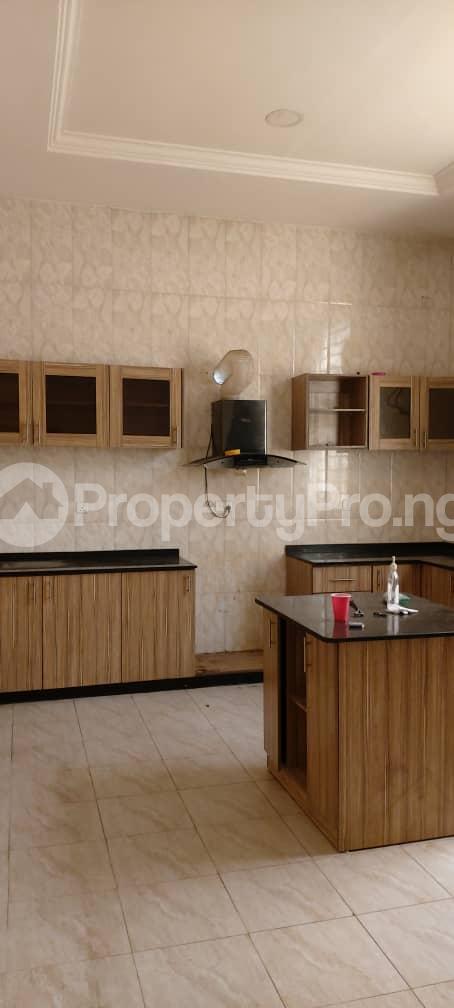 3 bedroom Semi Detached Duplex for rent Guzape Abuja - 12