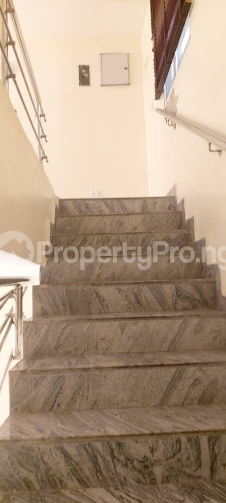 3 bedroom Semi Detached Duplex for rent Guzape Abuja - 8