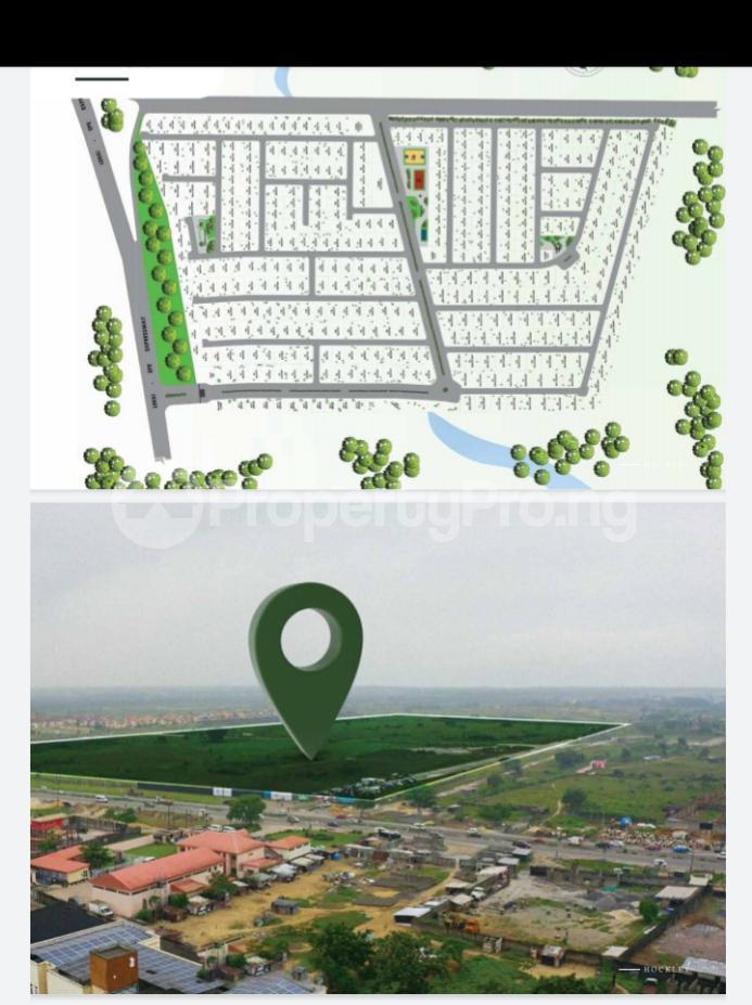 3 bedroom Semi Detached Duplex for sale Abijo Abijo Ajah Lagos - 1