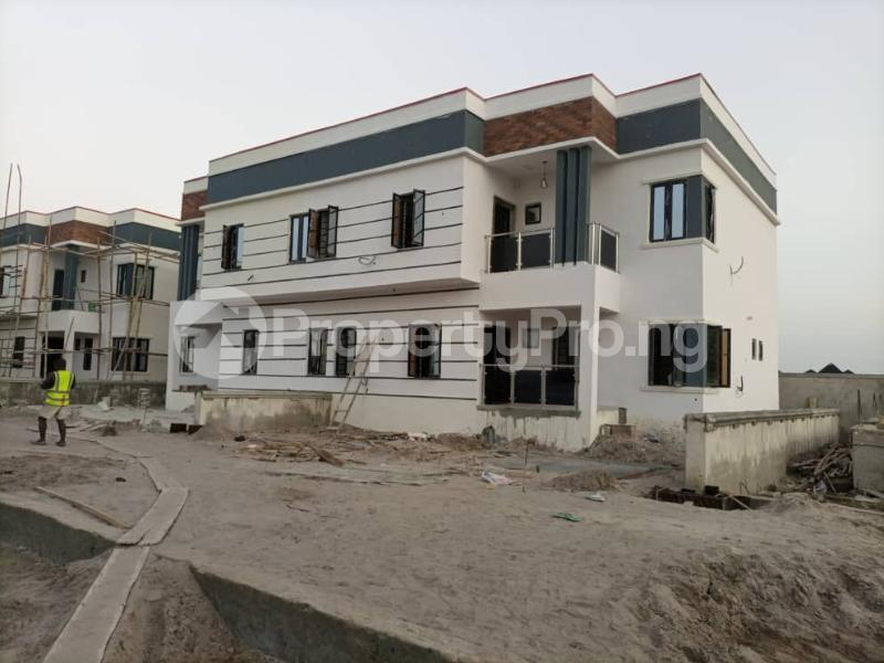 Semi Detached Duplex House for sale Bogije Sangotedo Lagos - 4