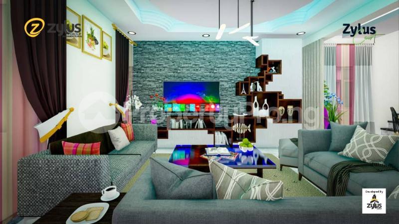 Semi Detached Duplex House for sale Bogije Sangotedo Lagos - 12