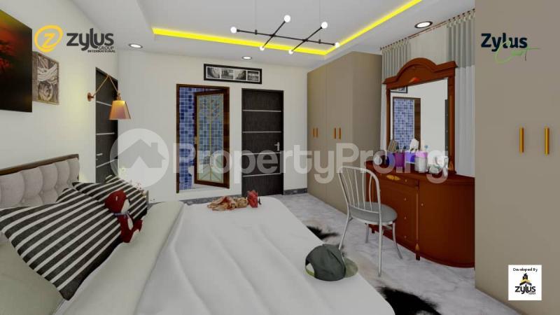 Semi Detached Duplex House for sale Bogije Sangotedo Lagos - 2