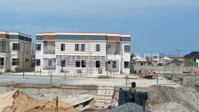 Semi Detached Duplex House for sale Bogije Sangotedo Lagos - 16