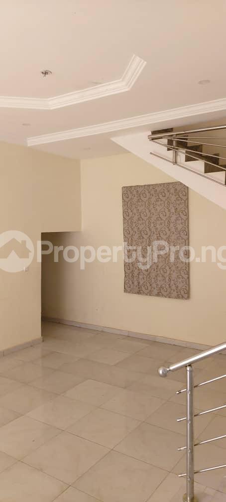 3 bedroom Semi Detached Duplex for rent Guzape Abuja - 13