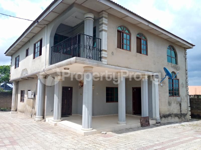 Flat / Apartment for rent Agara Estate. Akala Express Ibadan Oyo - 0