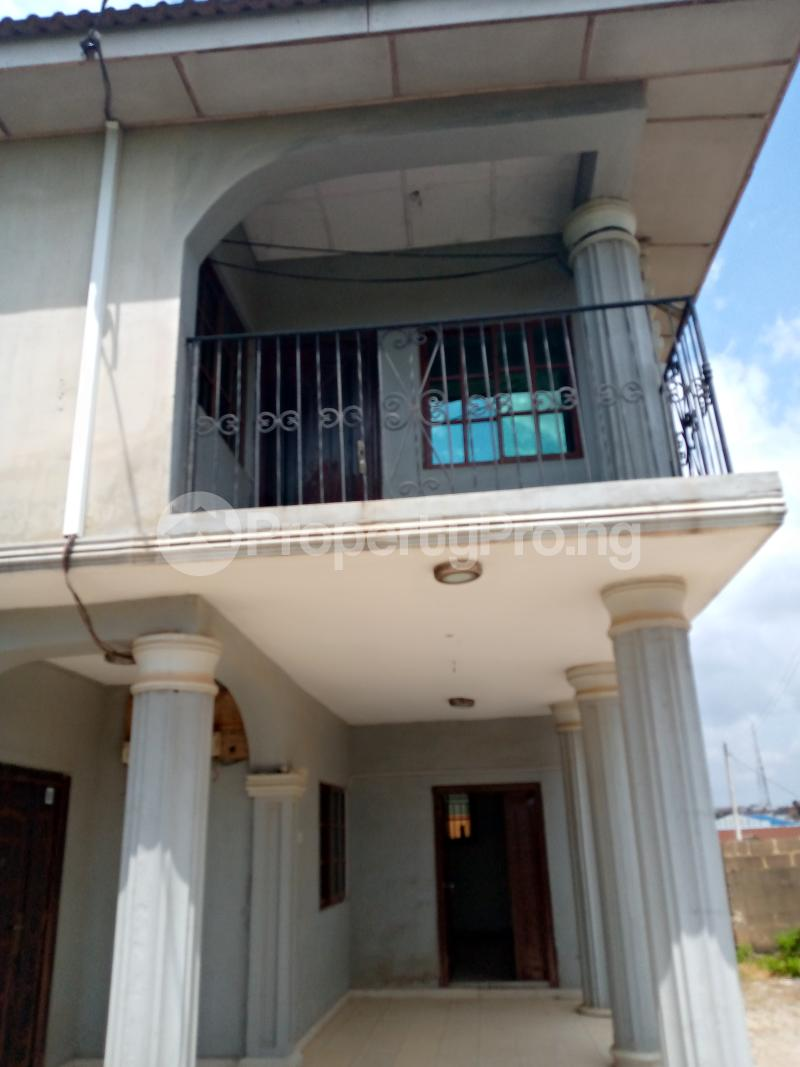 Flat / Apartment for rent Agara Estate. Akala Express Ibadan Oyo - 1