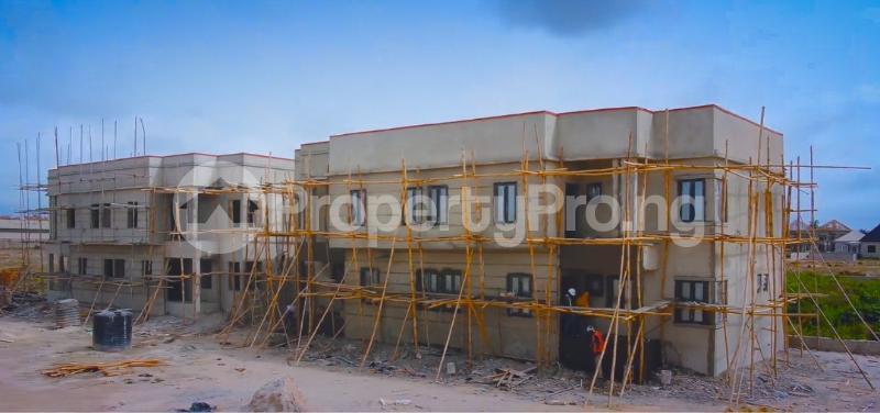 3 bedroom Semi Detached Duplex House for sale Bogije, Ajah Badore Ajah Lagos - 0