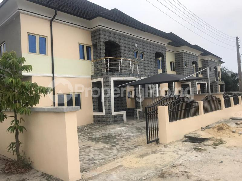 3 bedroom Semi Detached Duplex House for sale Ogombo Ajah Lagos - 3