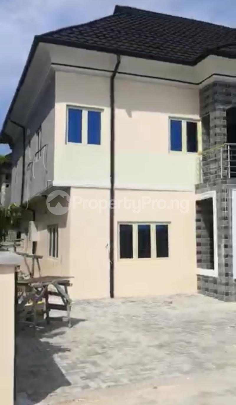 3 bedroom Semi Detached Duplex House for sale Ogombo Ajah Lagos - 1