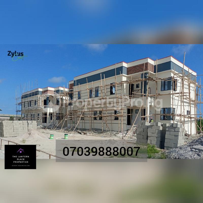3 bedroom Semi Detached Duplex House for sale Bogije, Ibeju-Lekki Lakowe Ajah Lagos - 2
