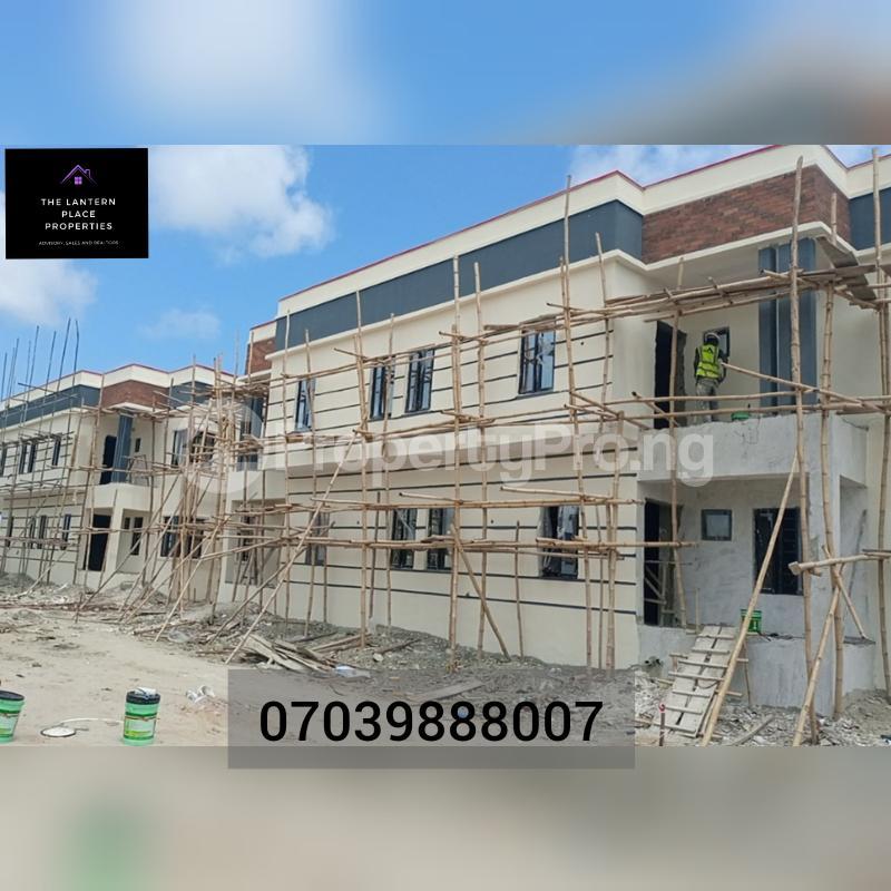 3 bedroom Semi Detached Duplex House for sale Bogije, Ibeju-Lekki Lakowe Ajah Lagos - 0