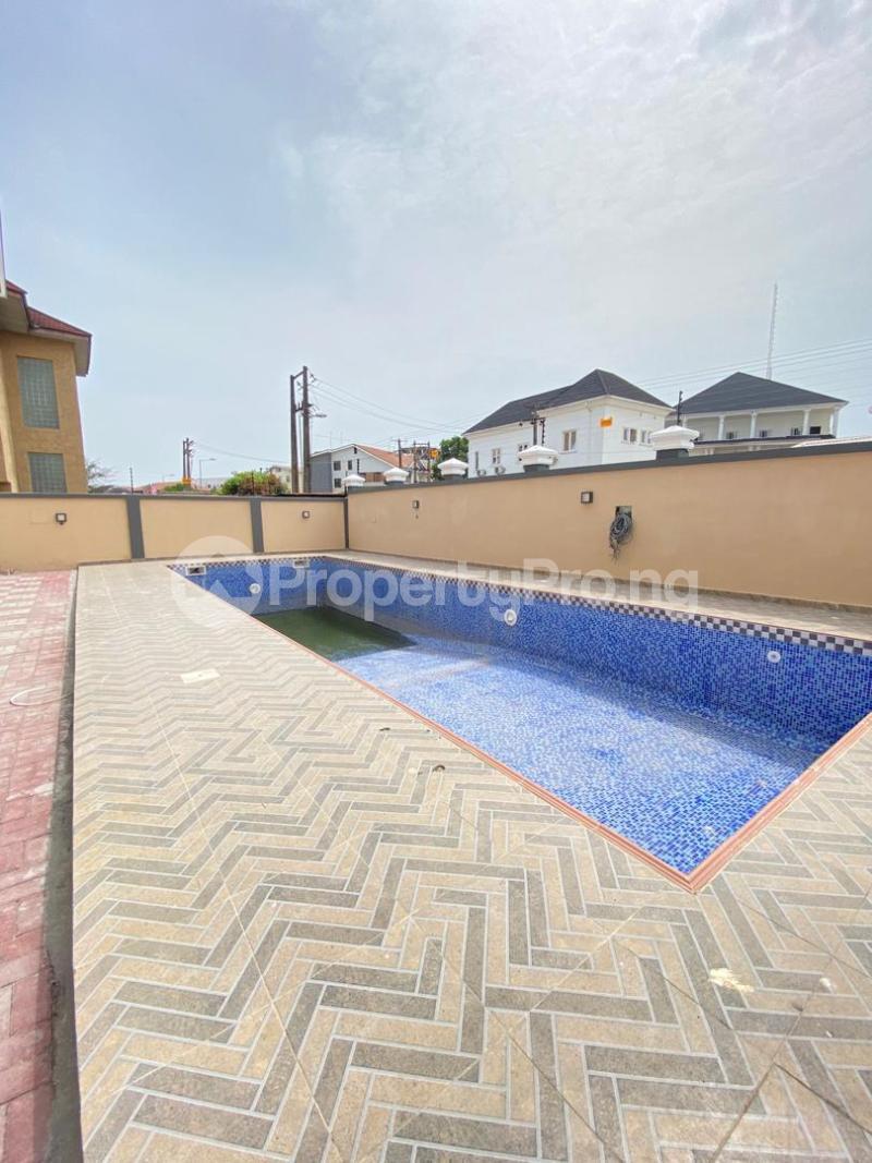3 bedroom Flat / Apartment for sale Lekki Phase 1 Lekki Lagos - 1