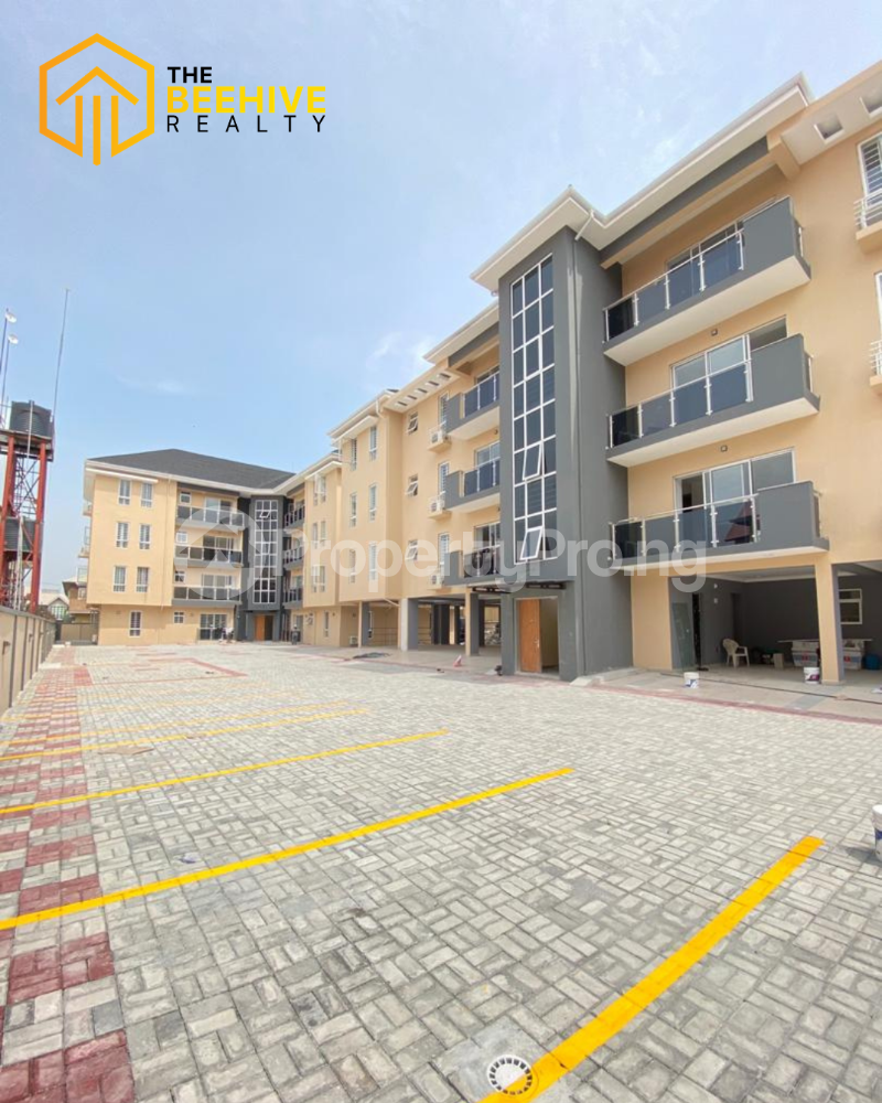 3 bedroom Flat / Apartment for sale Lekki Phase 1 Lekki Lagos - 0