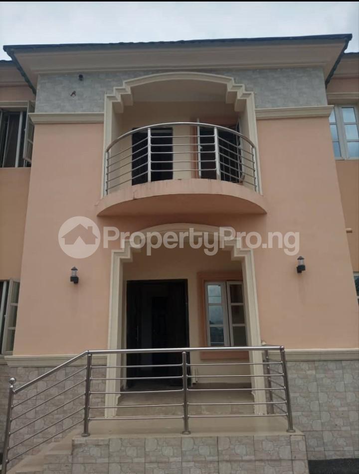 3 bedroom Terraced Duplex for rent Diamond Estate Enugu Enugu - 0