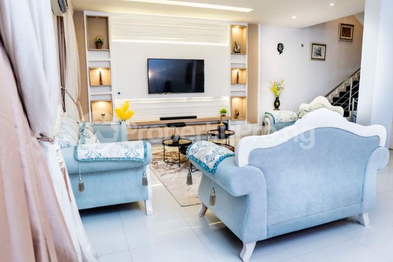 3 bedroom Self Contain for shortlet Ikate Elegushi Ikate Lekki Lagos - 6