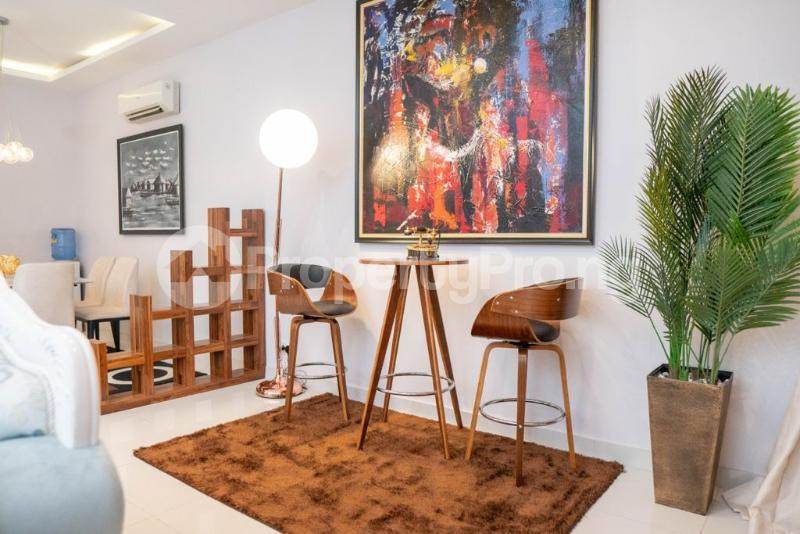 3 bedroom Self Contain for shortlet Ikate Elegushi Ikate Lekki Lagos - 1