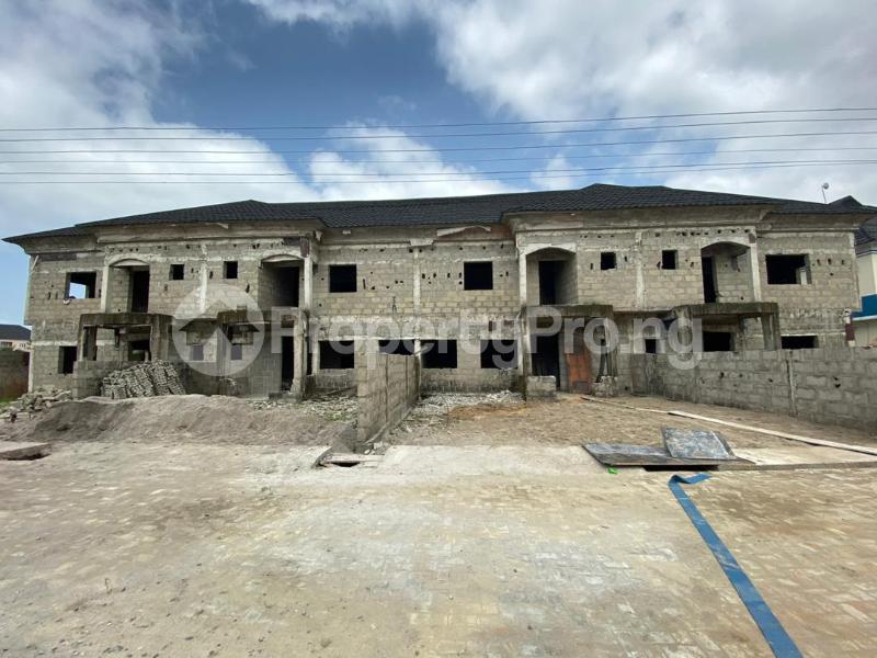 3 bedroom Terraced Duplex House for sale Off Ogombo Road. Abraham Adesanya. Ogombo Ajah Lagos - 2