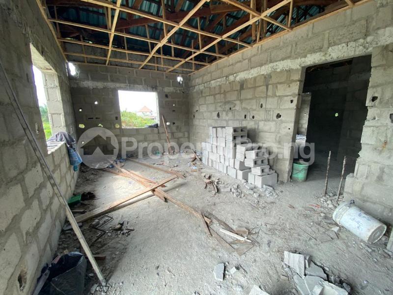 3 bedroom Terraced Duplex House for sale Off Ogombo Road. Abraham Adesanya. Ogombo Ajah Lagos - 10