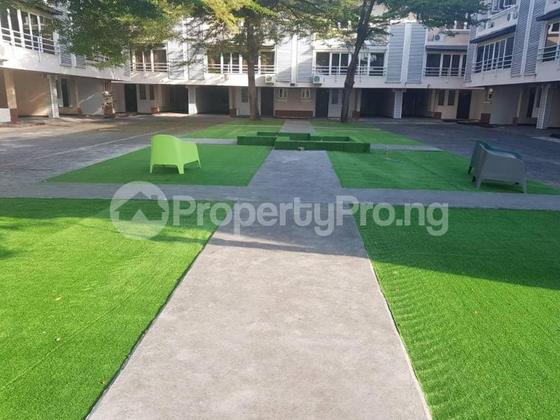 3 bedroom Terraced Duplex House for shortlet crocodile drive, Lekki Lagos - 22