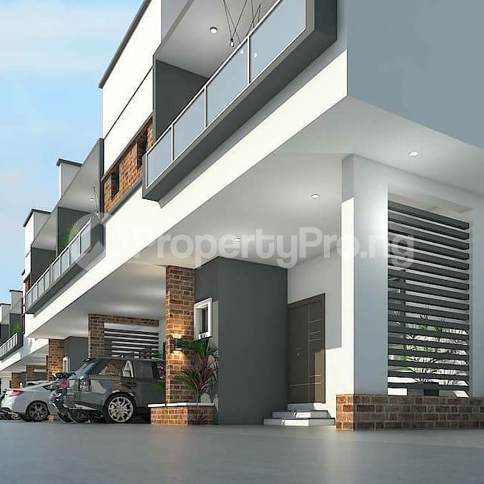 3 bedroom Terraced Duplex House for sale ... Badore Ajah Lagos - 0