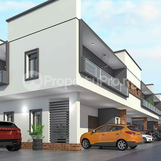 3 bedroom Terraced Duplex House for sale ... Badore Ajah Lagos - 3