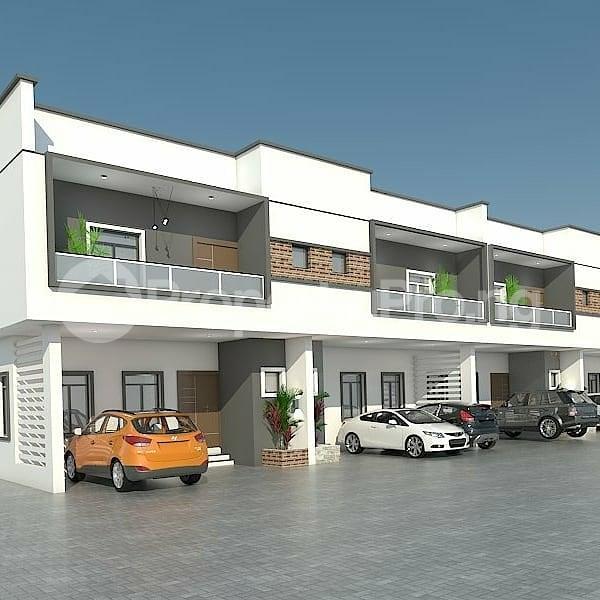 3 bedroom Terraced Duplex House for sale ... Badore Ajah Lagos - 1
