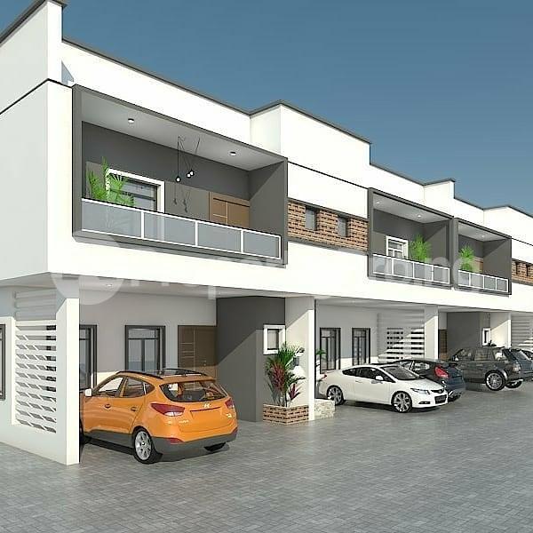 3 bedroom Terraced Duplex House for sale ... Badore Ajah Lagos - 2