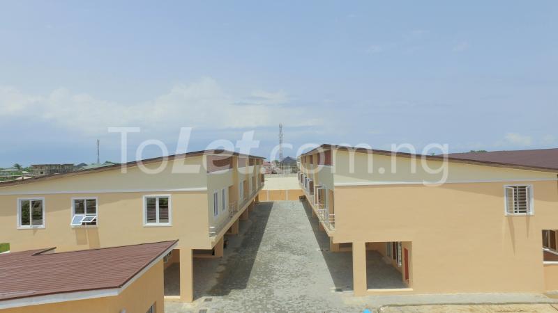 3 bedroom House for rent Victoria Crest Estate chevron Lekki Lagos - 9