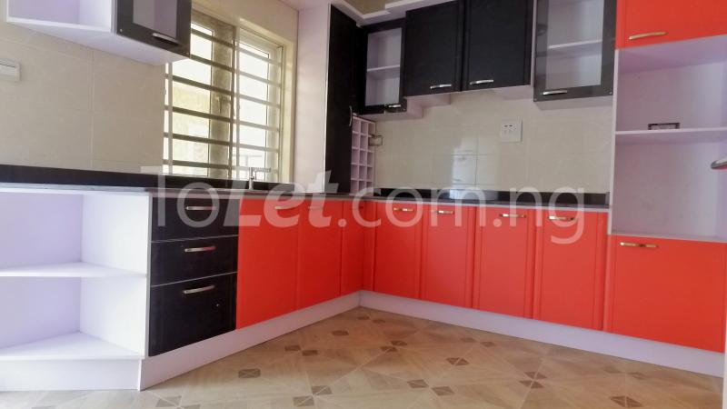 3 bedroom House for rent Victoria Crest Estate chevron Lekki Lagos - 2