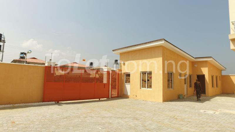 3 bedroom House for rent Victoria Crest Estate chevron Lekki Lagos - 1