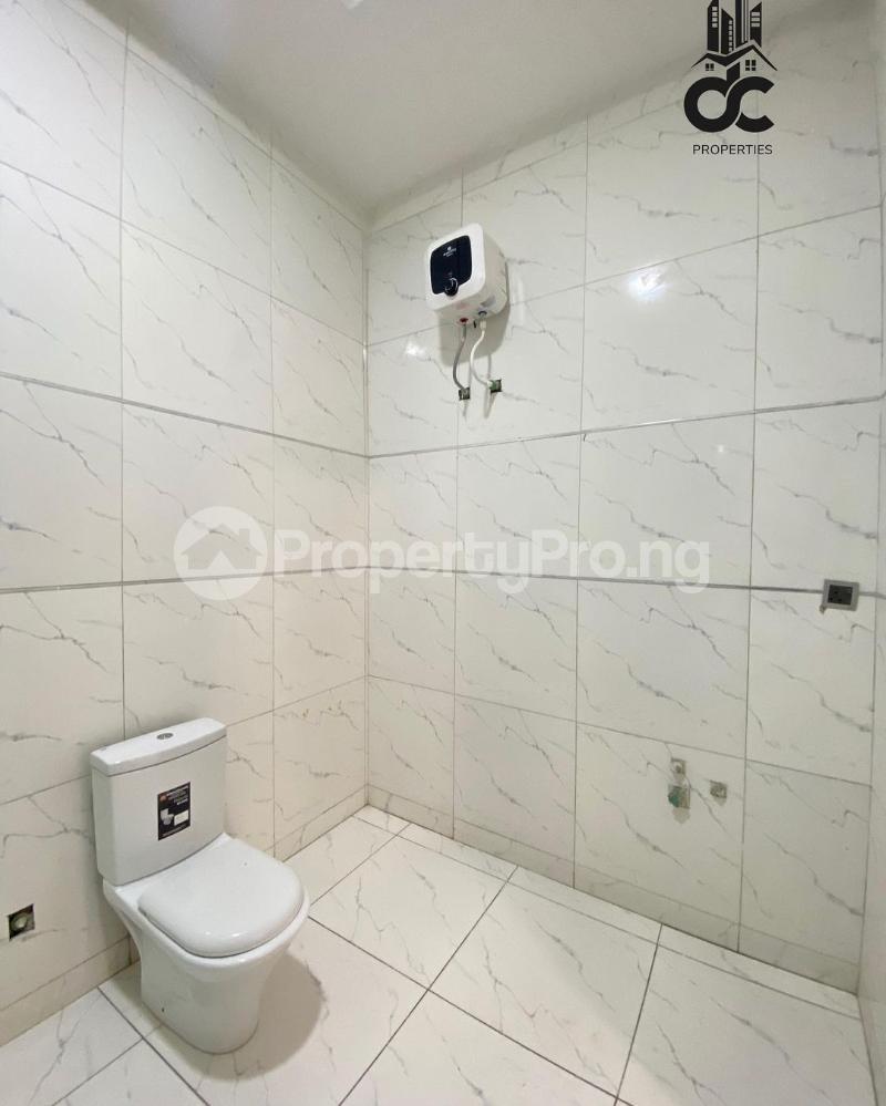 3 bedroom Terraced Duplex for sale Chevron Toll Gate chevron Lekki Lagos - 9