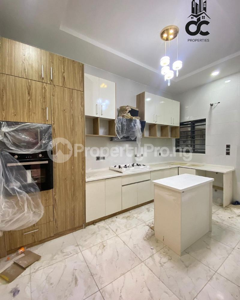 3 bedroom Terraced Duplex for sale Chevron Toll Gate chevron Lekki Lagos - 5