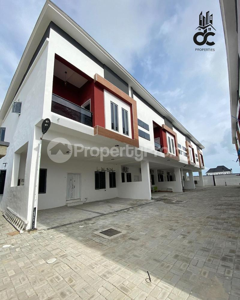 3 bedroom Terraced Duplex for sale Chevron Toll Gate chevron Lekki Lagos - 0