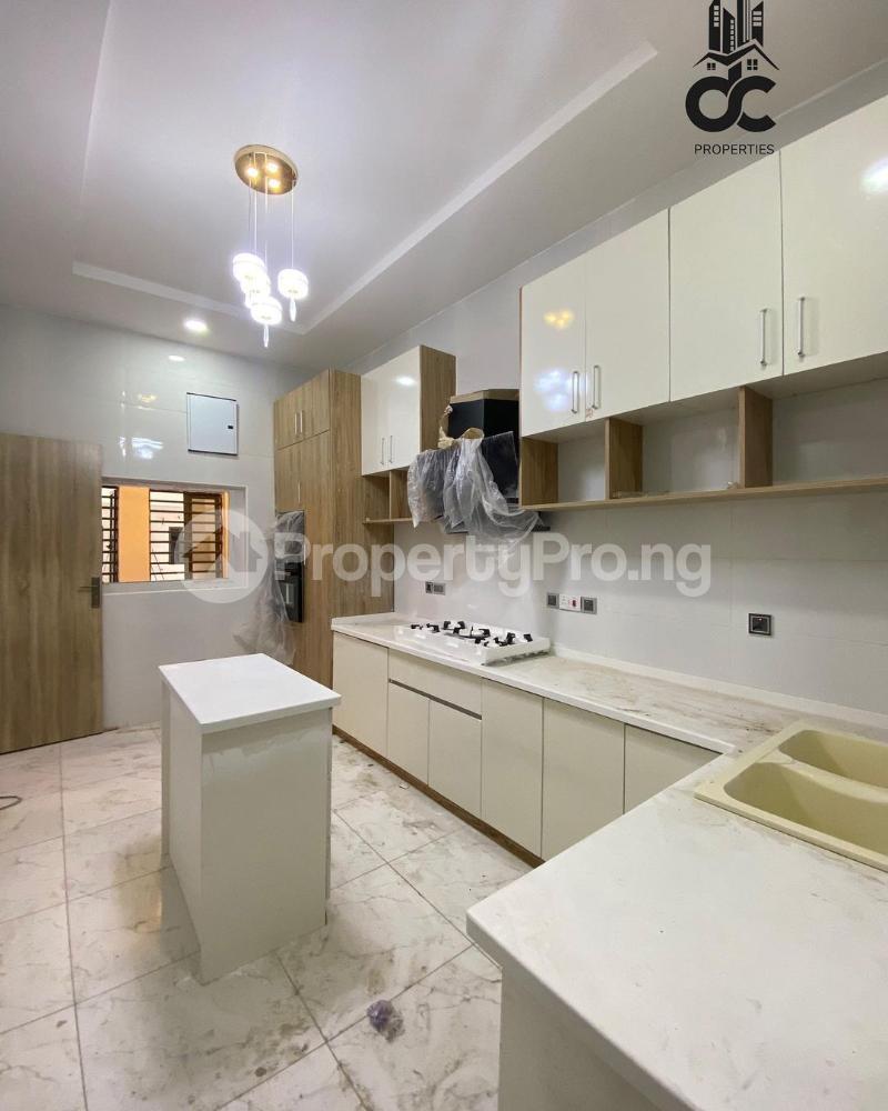 3 bedroom Terraced Duplex for sale Chevron Toll Gate chevron Lekki Lagos - 7
