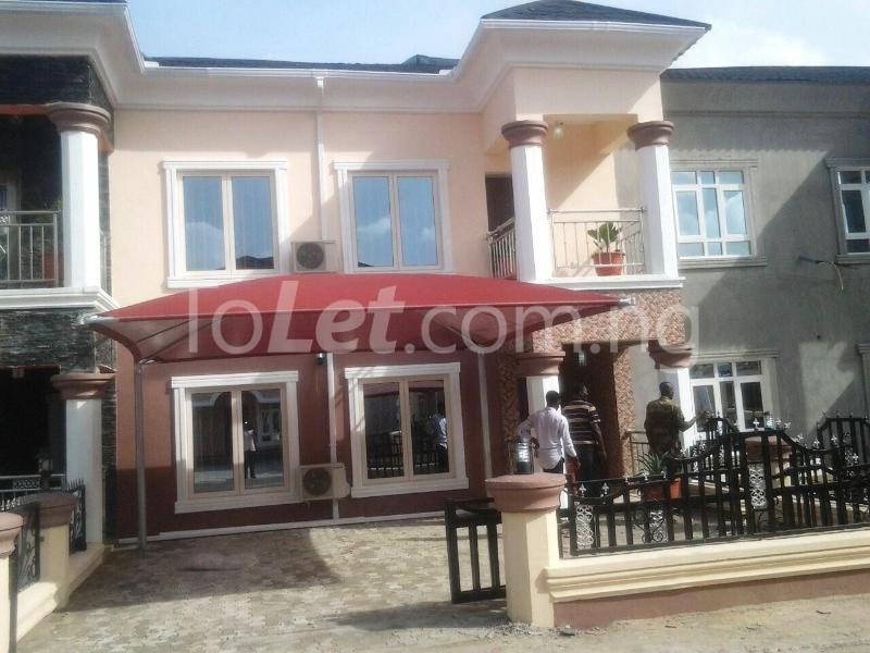 House for rent Minimah Estate Ikeja Lagos - 1