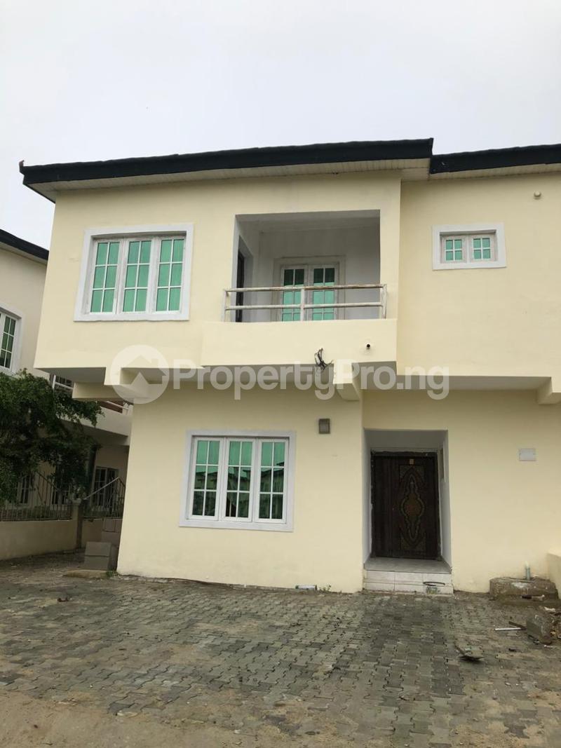 3 bedroom Terraced Duplex House for sale Abraham Adesanya Lekki Gardens estate Ajah Lagos - 2